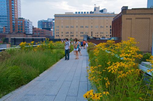 High-line-New-York