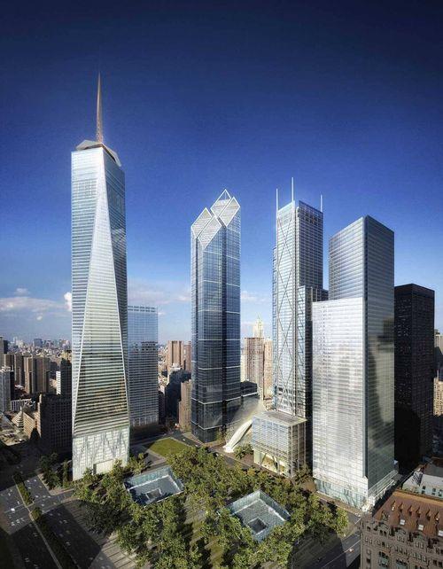 NY-World-Trade-Center-Buildings-2006